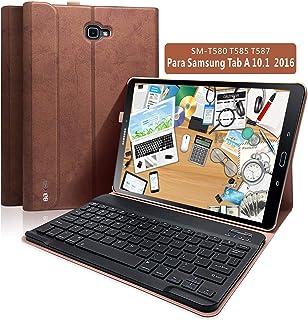 BAIBAO Teclado Tablet 10.1 para Samsung Galaxy Pro 10.1