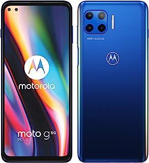 """moto g 5G plus smartfon Dual-SIM (wyświetlacz 6,7"""" -CinemaVision-FHD, 48 MP, czterokrotny system kamer, 128 GB/6 GB, Andro..."""