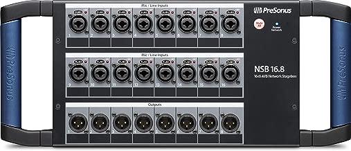 PreSonus NSB 16.8 16x8 AVB-networked Stage Box (Renewed)