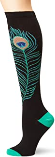 K. Bell Socks Women's Out in The Nature Novelty Casual Knee High Socks