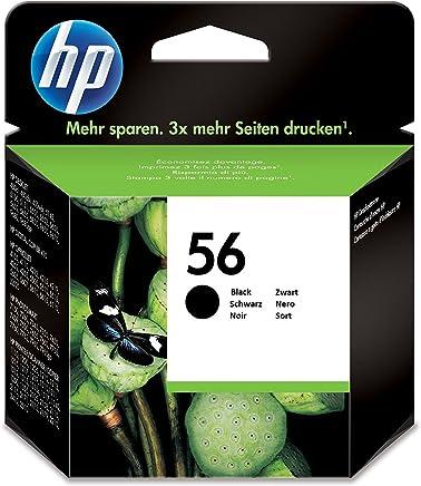 HP C6656Ae No 56 Kartuş 520 Sayfa, Siyah