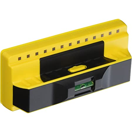 Franklin Sensors FS710PROProSensor 710+ Professional Stud Finder with Built-in Bubble Level & Ruler,Yellow