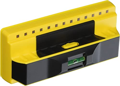 Franklin Sensors FS710PRO ProSensor 710+ Professional Stud Finder with Built-in Bubble Level & Ruler, Yellow