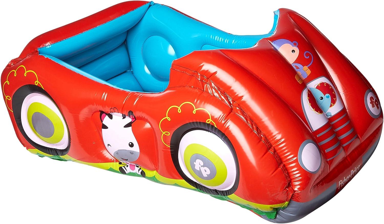 promociones de descuento Bestway Fisher-price Cocherera Cocherera Cocherera coche bola pit inflable  calidad auténtica