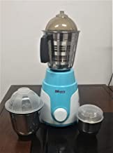 Mixer Grinder - 550W GLS Experts Mixer Grinder with 3 SS Jars - Wins on Price and Performance (Colors May Vary)(1yr Warranty)