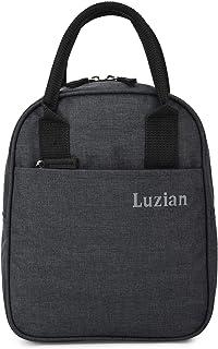 LUZIAN LS001 Casual Travel Office Business Messenger Bag for Men Women