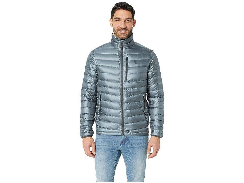 Mountain Hardwear Nitroustm Down Jacket (Machine Blue) Men