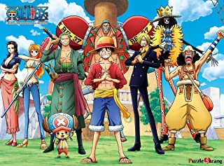 Jigsaw Puzzle 1000 One Piece Monkey D. Luffy PiRAtE Oda Eichiro Haksan 1718