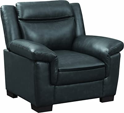 : Presidential ll Top Grain Leather Chair Manual