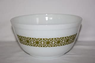 Best vintage pyrex white with green flowers Reviews