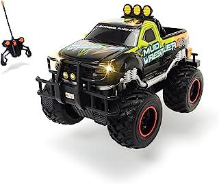 Dickie Toys RC Ford F150 Mud Wrestler, ferngesteuertes Auto für drinnen und draußen, 10..