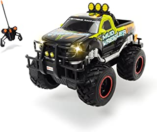 Dickie Toys 201119455 - RC Ford F150 Mud Wrestler, funkferngesteuerter Monstertruck inklusive Batterien, 30 cm