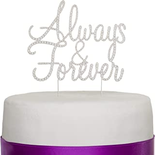 Best always and forever cake topper Reviews