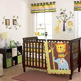 Belle ZuZu & Friends 3 Piece Baby Crib Bedding Set