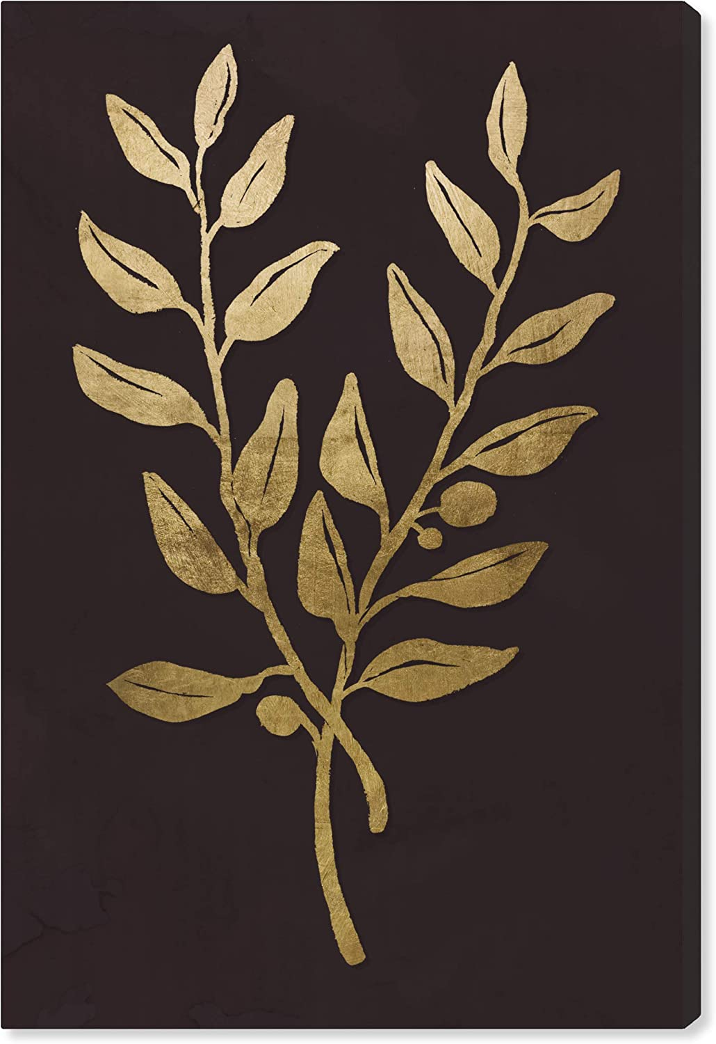 The Oliver Gal Artist Co. Botanical Leave wholesale Wall Prints Max 74% OFF Art Canvas