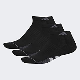Women's Cushioned Low Cut Socks (3-Pack), White/Ray pink/Light Aqua/light grey