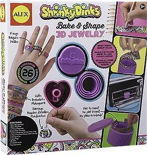 Alex - Shrınky Dinks 3D Takılar (Alex Brands 499W)