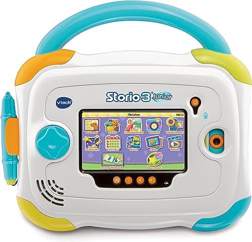 n ° 1 en línea VTech 80-147904 1.1GB azul, Color Color Color blanco - Tablet (Minitableta, Pizarra, azul, Color blanco, Alcalino, MicroSD (TransFlash))  soporte minorista mayorista