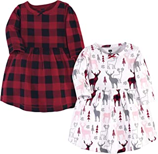 Hudson Baby Baby Girls' Cotton Dresses