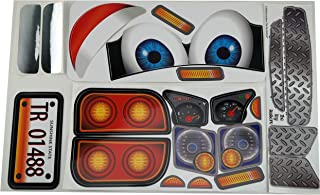 Best toy truck decals Reviews