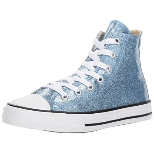 c7dca3fe48ba77 Converse Kids  Chuck Taylor All Star Glitter High Top Sneaker