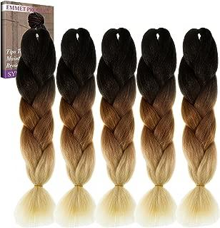 Emmet Jumbo Braiding Hair 100g/pc 24