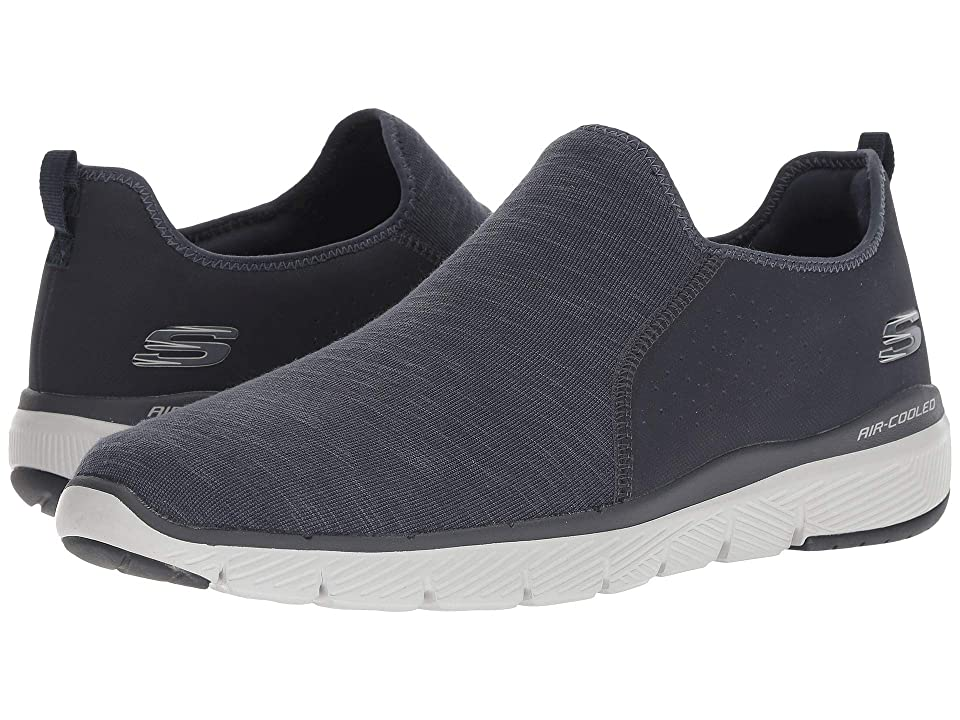 SKECHERS Flex Advantage 3.0 Baywynne (Navy) Men