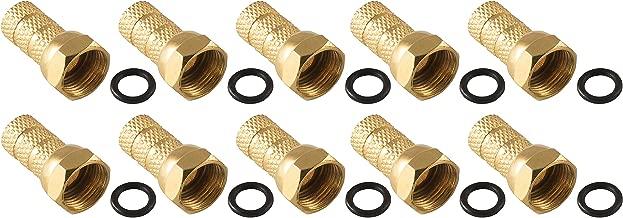 Connettori F per avvitare per cavo-ø fino a 4,1mm