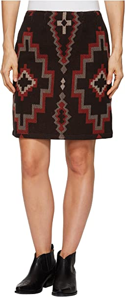 Cross Canyon Mini Skirt