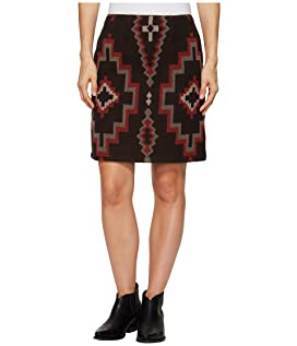 Cross Canyon Mini Skirt