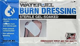 Water Jel Emergency Burn Dressing, 8