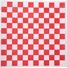 Best checkered food paper Reviews