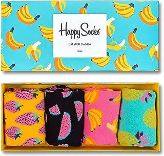 Happy Socks Holiday Big Dot Gift Box Socks (Pack of 4)