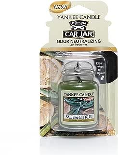 Yankee Candle Company CAR JAR ULTIMATE HW SAGE & CITRUS