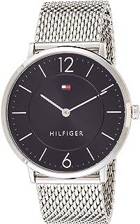comprar comparacion Reloj analógico para hombre Tommy Hilfiger 1710355, mecanismo de cuarzo, diseño clásico, correa de acero inoxidable.