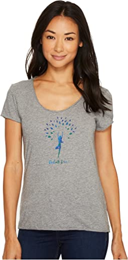 Life is Good - Radiate Love Smooth Tee