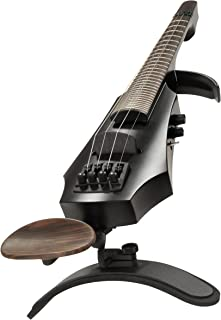 NS Design, 4-String NXT4a Violin-Black-Fretted (NXT4AVNBKF)