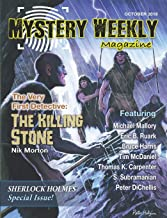 Mystery Weekly Magazine: October 2018 (Mystery Weekly Magazine Issues)