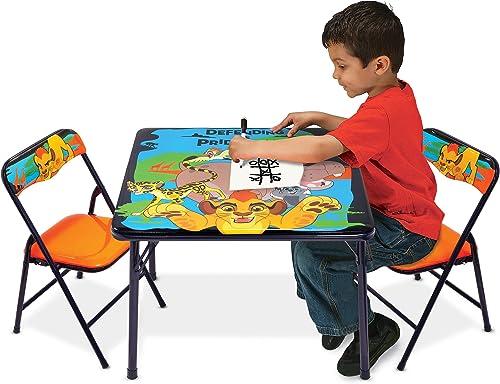 Disney Lion Guard Activity Table Set by Disney