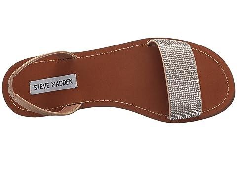 Steve Rock Sandalia Steve Madden Rhinestone Rock Madden qS51Unnw