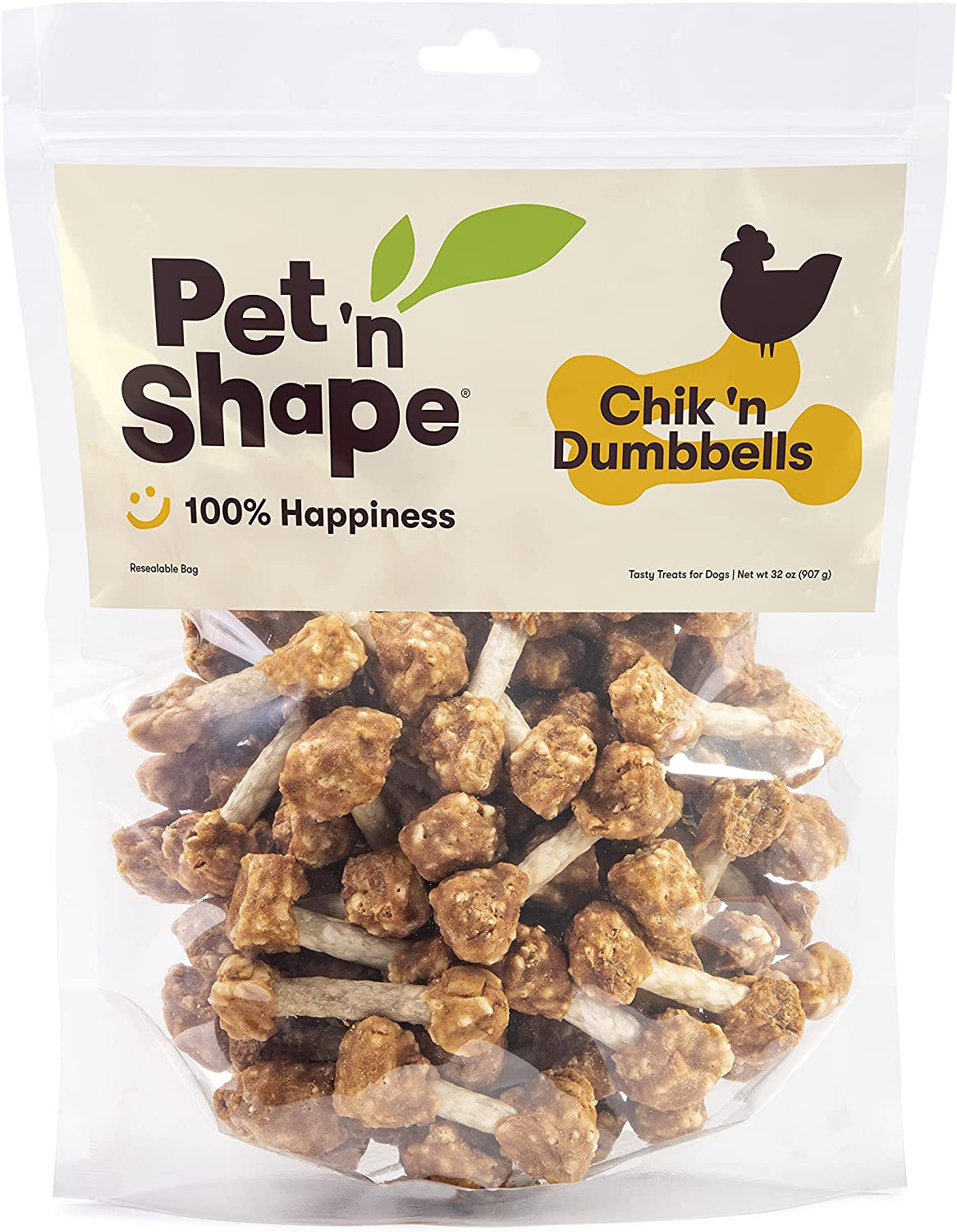 Pet 'N Shape Rice Treats Jacksonville Mall Dumbbells Dog Special Campaign Natural
