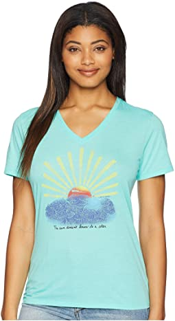 Sun Star Cool Vee Tee