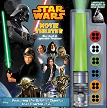 Star Wars Movie Theater Storybook & Lightsaber Projector (1)