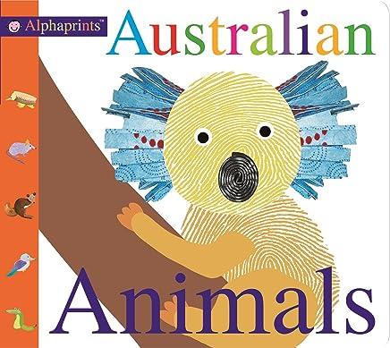 Australian Animals (Alphaprints)