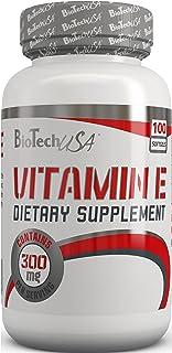 Biotech USA Vitamin E 400 Vitaminas y Minerales - 1000 gr
