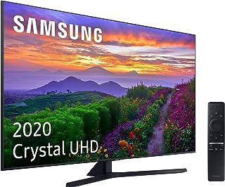 """Samsung Crystal UHD 2020 55TU8505 - Smart TV de 55"""" con Resolución 4K, Crystal Display, Dual LED, HDR 10+, Procesador 4K, Sonido Inteligente, One Remote Control y Asistentes de Voz Integrados (Alexa)"""
