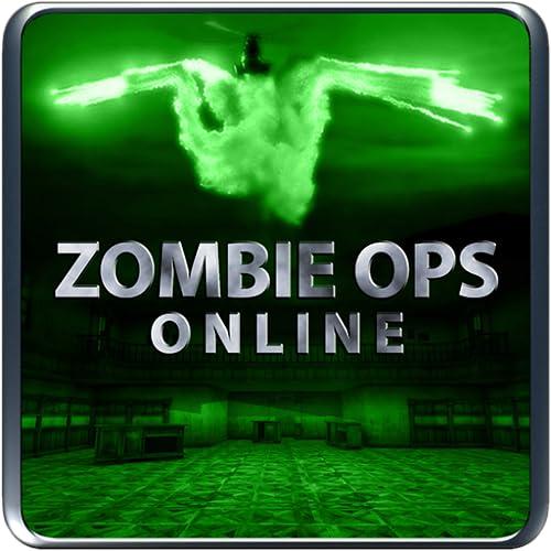 Zombie Ops Online - Multiplayer FPS