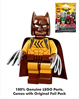 Batman DC Comics Lego Movie 012 Catman Mini Blind Bag Figure_71017