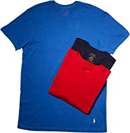 Polo Ralph Lauren 3-Pack Crew T-Shirt