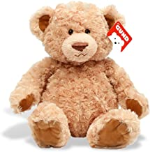 """Gund Soft, Huggable Maxie Teddy Bear, The One They Will Love Forever, Plush Stuffed Animal 19"""" Inches"""